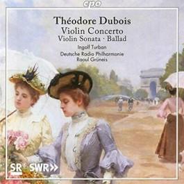 Ingolf Turban Lukas Maria Kuen Dubois Violin Concerto CD