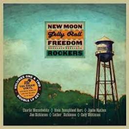New Moon Jelly Roll Freedom Rockers Vol1 & Vol2 Vol.1 & Vol.2 LP2