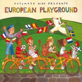 Putumayo Kids European Playground CD