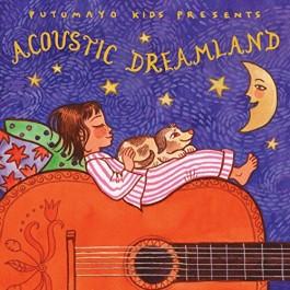 Putumayo Kids Acoustic Dreamland CD