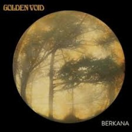 Golden Void Berkana CD