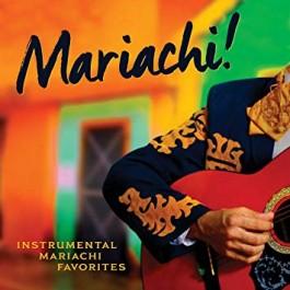Various Artists Mariachi Instrumental Mariachi Favorites CD