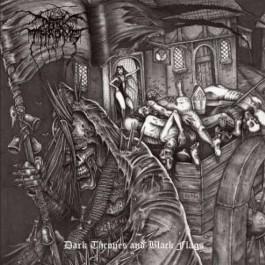Darkthrone Dark Thrones And Black Flags CD