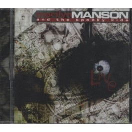 Marilyn Manson And The Spooky Kids Live CD
