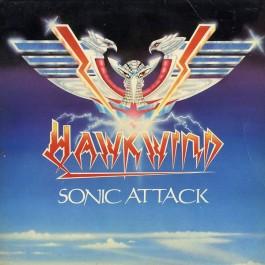 Hawkwind Sonic Attack Coloured Vinyl LP2