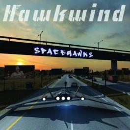 Hawkwind Spacehawks CD