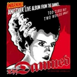 Damned Another Live Album From The Damned Limited LP2