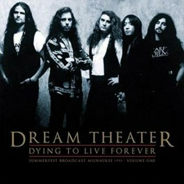 Dream Theater Dying To Live Forever Volume One LP2