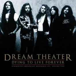 Dream Theater Dying To Live Forever Volume Two LP