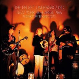 Velvet Underground New York Rehersal 1966 LP2
