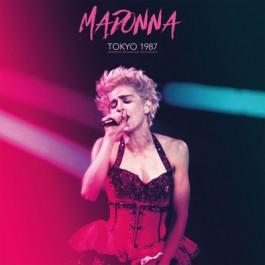 Madonna Tokyo 1987 Japanese Broadcast Recording LP2