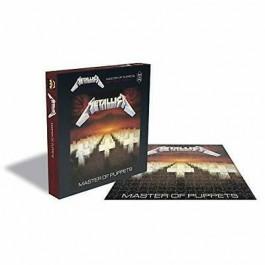 Puzzle Metallica Master Of Puppets 500 Pcs IGRAČKA PUZZLE