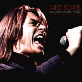 David Bowie Unplugged & Slightly Phased Acoustic Broadcasts 1996 LP2