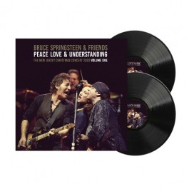 Bruce Springsteen & Friends Peace, Love & Understanding Vol.1 New Jersey LP2