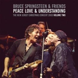Bruce Springsteen & Friends Peace, Love & Understanding Vol.2 New Jersey LP2