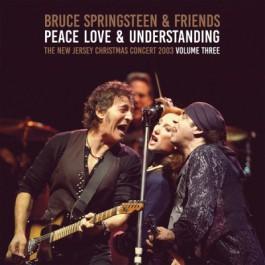 Bruce Springsteen & Friends Bruce Springsteen & Friends Peace, Love & Understanding Vol.3 New Jersey LP2