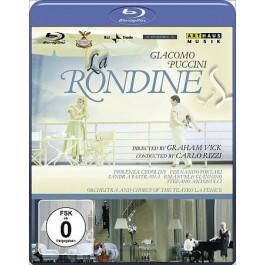 Carlo Rizzi Teatro La Fenice Puccini La Rondine BLU-RAY