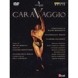 Staatskapelle Berlin Connelly Bigonzetti Caravaggio DVD