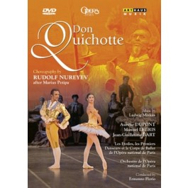 Orchestre De Lopera National Nureyev Don Quichotte DVD