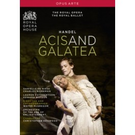 Danielle De Niese Orchof The Age Of Enlightenment Hogwood Handel Acis & Galatea DVD