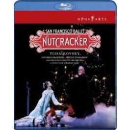 Martin West San Francisco Ballet Tchaikovsky Nutcracker BLU-RAY