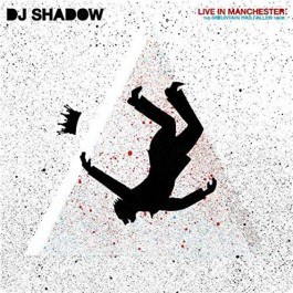 Dj Shadow Live In Manchester LP2