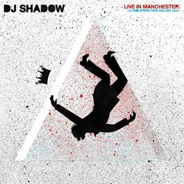 Dj Shadow Live In Manchester CD+DVD