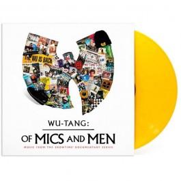 Soundtrack Wu-Tang Of Mics And Men LP