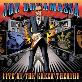 Joe Bonamassa Live At The Greek Theatre DVD