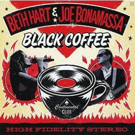 Beth Hart & Joe Bonamassa Black Coffee CD