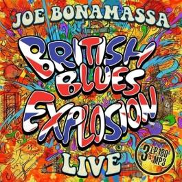 Joe Bonamassa British Blues Explosion Live LP2