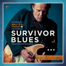 Walter Trout Survivor Blues CD