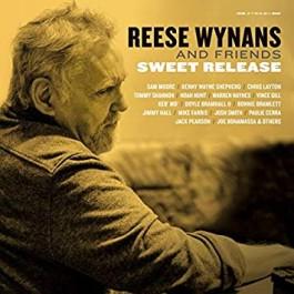 Reese Wynans Sweet Release CD