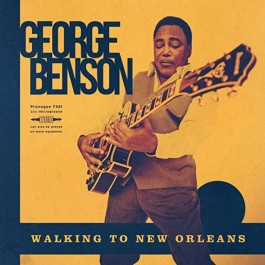 George Benson Walking To New Orleans LP