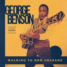 George Benson Walking To New Orleans LP