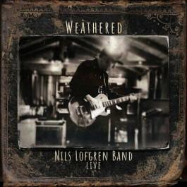 Nils Lofgren Band Weathered Live CD