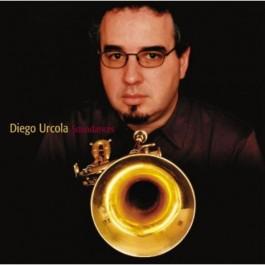 Diego Urcola Soundances CD