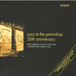 Various Artists Jazz At The Pawnshop SACD3+DVD