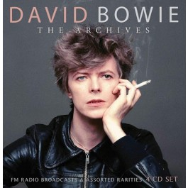 David Bowie Archives CD4