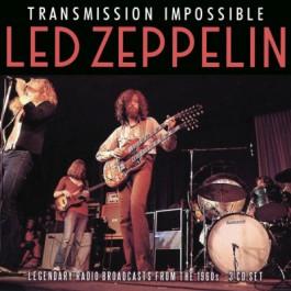 Led Zeppelin Transmission Impossile Legendary Radio Broadcasts CD3