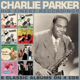 Charlie Parker 8 Classic Albums CD4