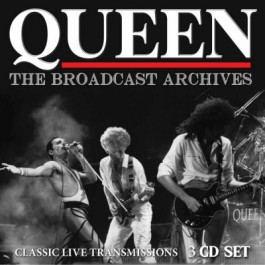 Queen Broadcast Archives Classic Live Transmissions CD3