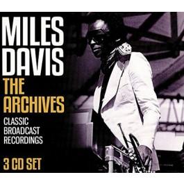 Miles Davis Archives Classic Broadcast Recordings CD3