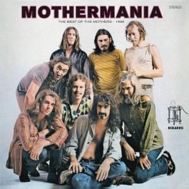 Frank Zappa Mothermania The Best Of Mothers LP