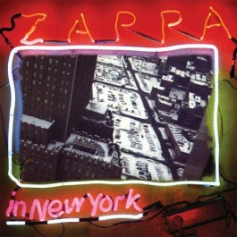 Frank Zappa In New York 40Th Anniversary Edition LP3