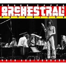 Frank Zappa Orchestral 40 Favorites LP
