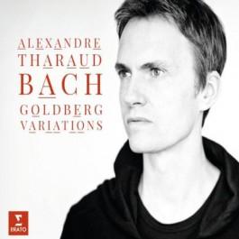 Alexandre Tharaud Bach Goldberg Variations CD+DVD