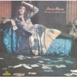 David Bowie Man Who Sold The World LP