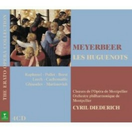 Cyril Diederich Chours De Lopera De Montpellier Meyerbeer Les Huguenots CD4