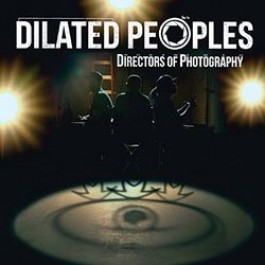 Dilated Peoples Directors Of Photography Clear Vinyl LP2